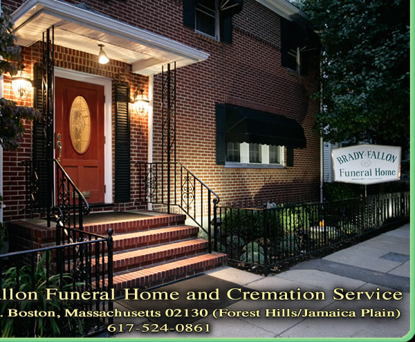 Brady Fallon Funeral and Cremation Service, Boston, MA