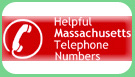 Helpful Massachusetts Telephone Numbers